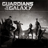 Guardians Of The Galaxy (Recording Sessions)